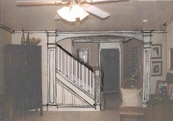 Entry sketch 1jpg
