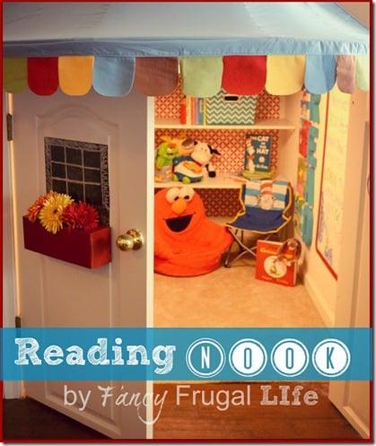 Fancy Frugal Life Unders Stairs Book NOok