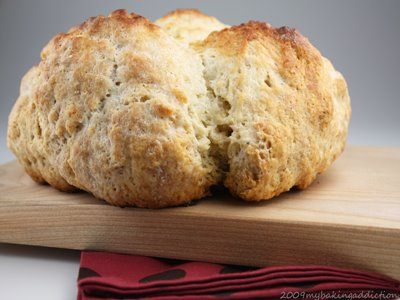Irish Soda Bread for St Patricks Day by My baking addiction