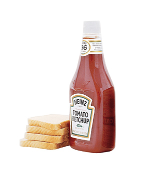 Ketchup Bread Real Simple