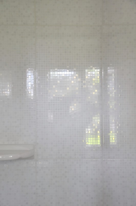 Lindsay & Drew shower tile