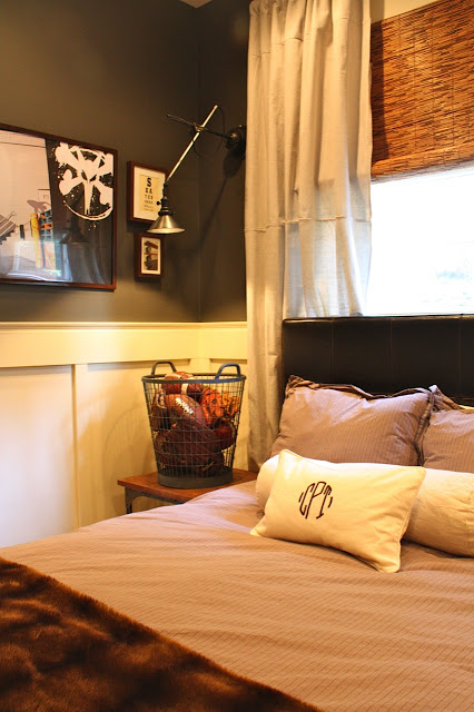 My Sweet Savannah boy room