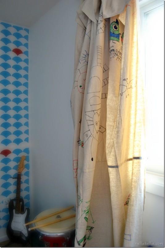 Nellie Bellie boy room 4