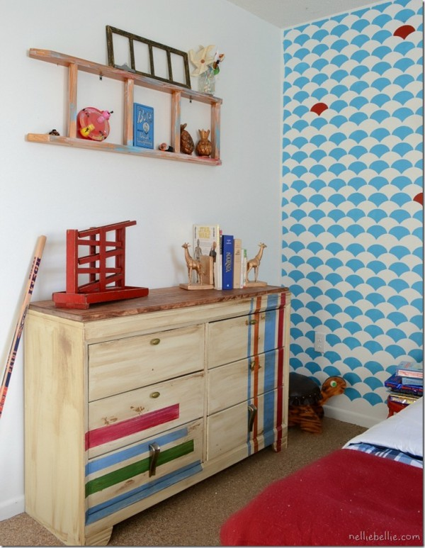 Nellie Bellie boy room 6