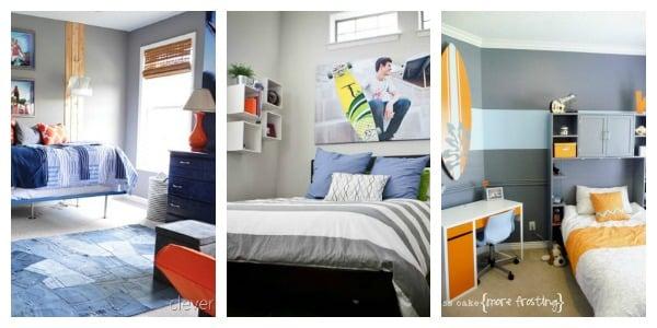 Remodelaholic Boys Room Collage