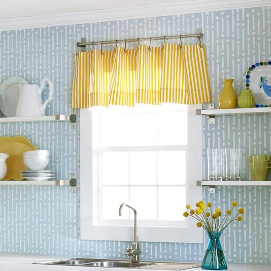 Simple Valances BHG