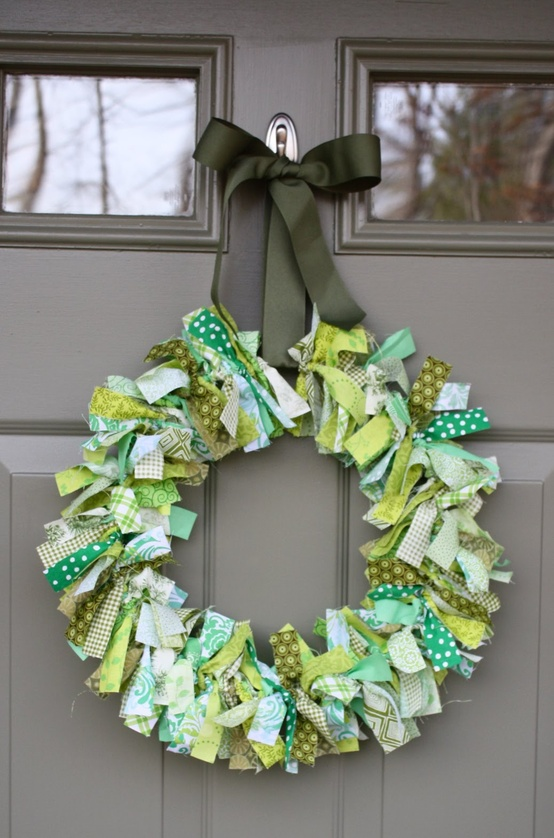 St. Patty's Wreath, The Magic of Ordinary