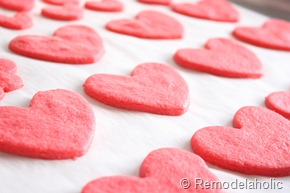 Valentine Converstaion Heart Cookies Koolaid Cookies Recipe (2)