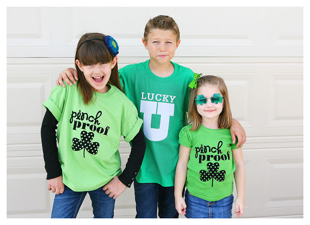t shirts for St. Patrick's Day by eighteen 25