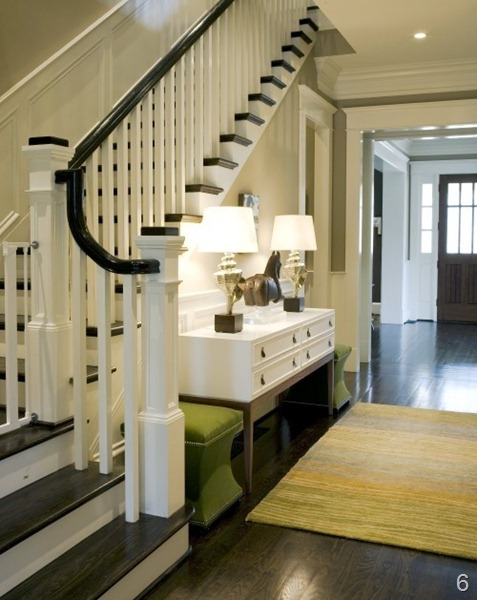 Charming Staircase Remodel Inspiration