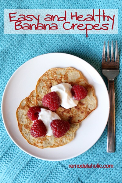 Banana Crepes Recipe - Construction - Haven Home - Business Directory