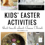 Easter Activities For Kids That Teach About Jesus Christ, Via Remodelaholic