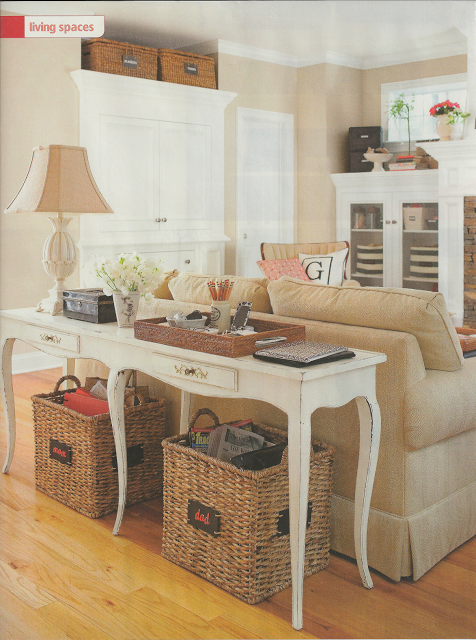 Console Table Decor Ideas entryway decorations ideas inspirations entryway design ideas Family Storage Red Door Home