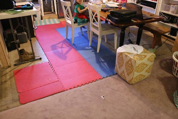 Living Room Flooring 002