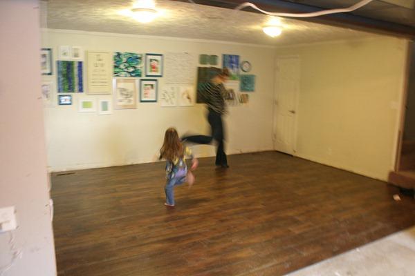 Living Room Flooring 068