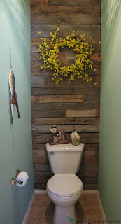 Mandy Jean Chic pallet wall 9