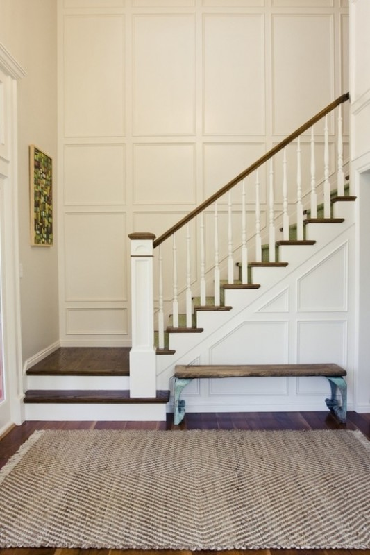 25 Lovely Entries And Staircase Remodels Construction