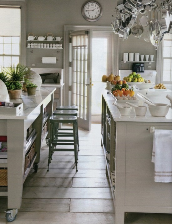 Pinterest gray farmhouse kitchen