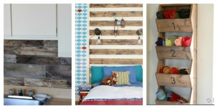Remodelaholic Pallet Collage