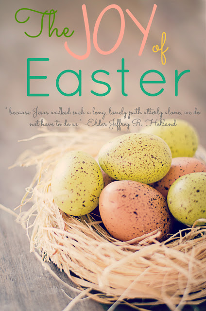 Sweet November Easter Printable