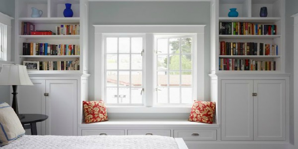 Home Sweet Home on a Budget: Built Ins