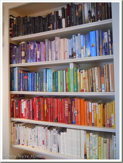 Best Book Cover Colors ~ Best colors for your home rainbow edition diy