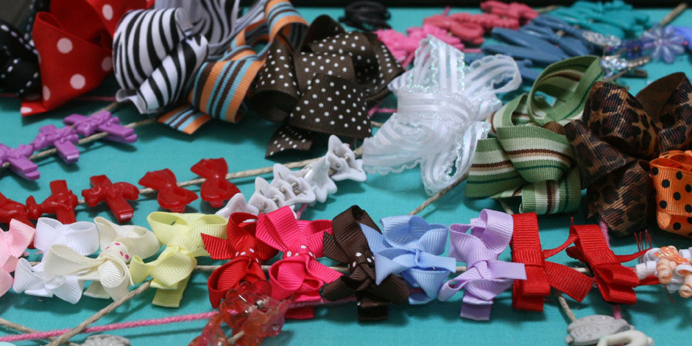 Hair Bow Storage Tutorial