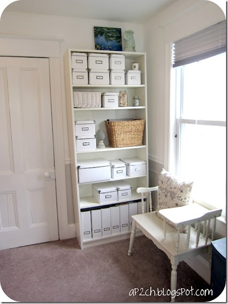 A Place to Call Home white office