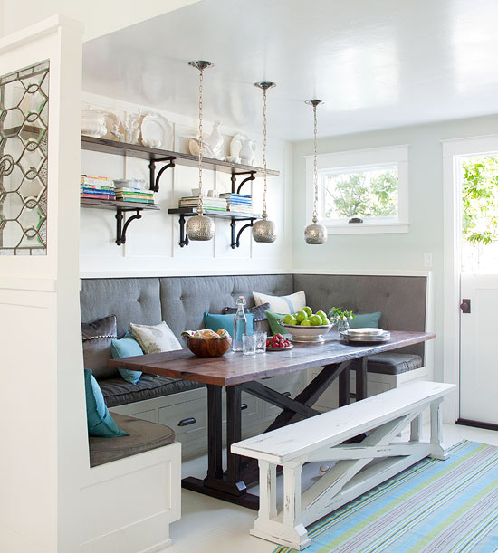 Remodelaholic Trending Now Kitchen Seating