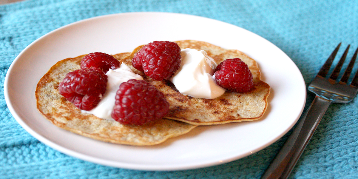 Banana Crepes Recipe