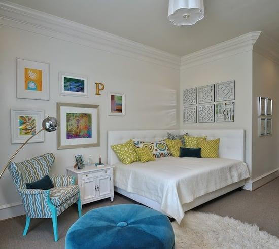 Carla Aston Designed corner bed