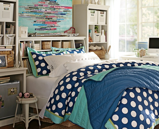 Remodelaholic 30 bedrooms for teen girls for Bedroom ideas to boost intimacy