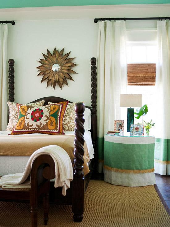 Homedit bohemian room