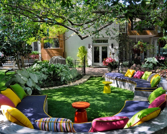 Beautiful And Playful Backyards Diy