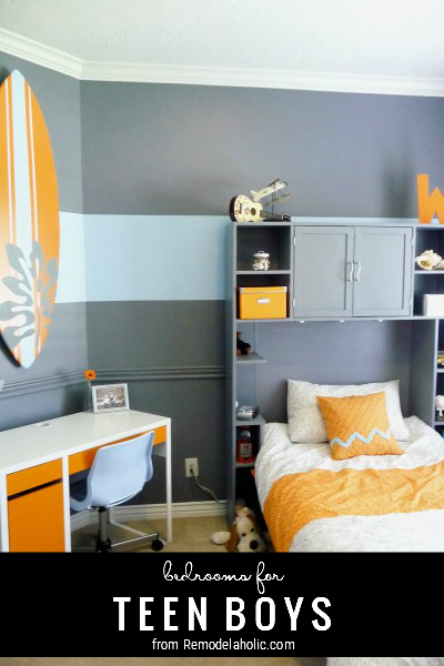 25 Great Bedrooms For Teen Boys