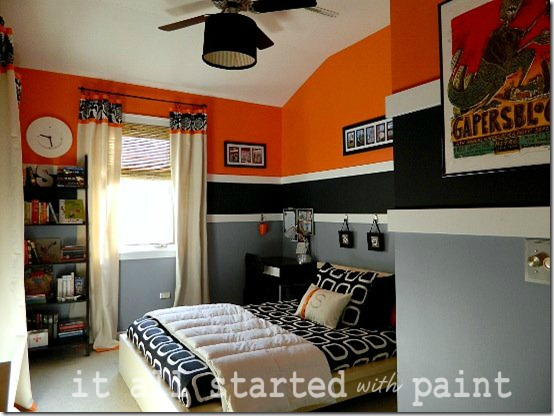 Teen Boy Bedrooms Paint Ideas