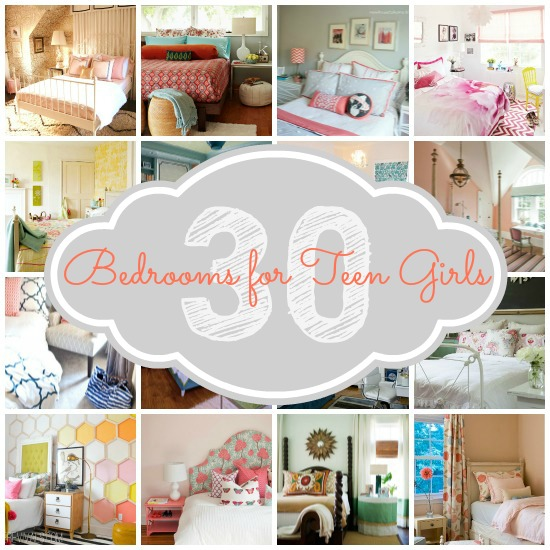 30+ Bedrooms For Teen Girls