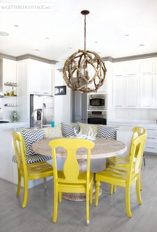 Remodelaholic | Trending Now: Kitchen Seating