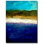 Abstract+Dunes+Study+Canvas+Art+by+Michelle+Calkins