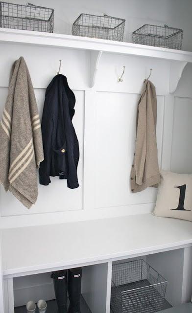 Coordinately Yours closet built ins