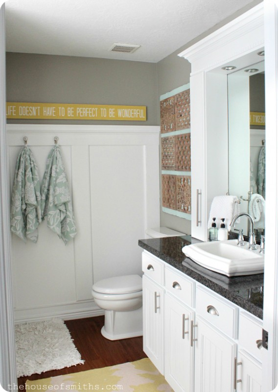 Best House of Smiths bathroom reno