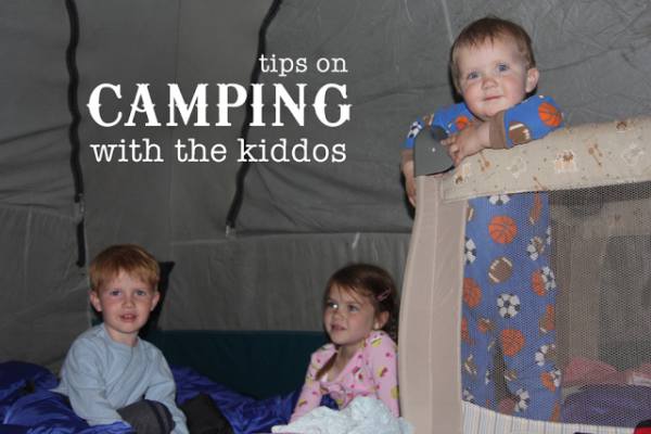 Sherbet Blossom Camping With Kids
