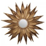 Sunflower+Wall+Mirror