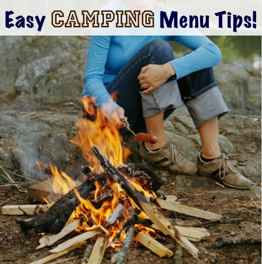 The Frugal girls camping for less