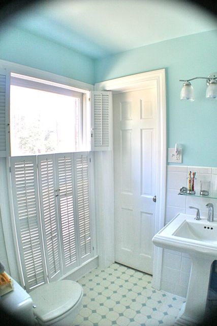 Remodelaholic An 80 S Bath Remodeled