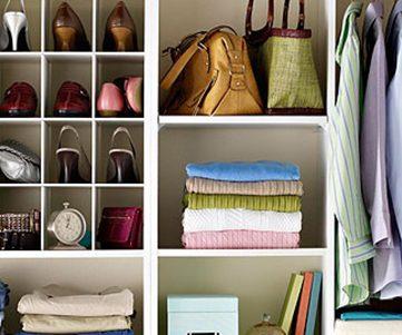 Home Sweet Home On a Budget:  Organized Home Inspiration