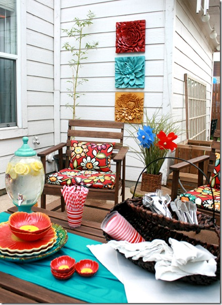 6 tips for a perfect patio