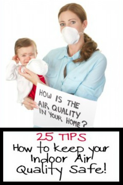 25 tips for cleaning your indoor air quality