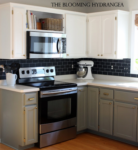 Chalkboard Paint Backsplash remodelaholic | 25+ great kitchen backsplash ideas
