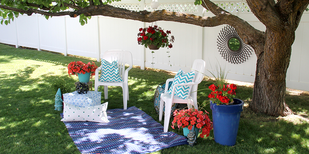 Backyard Cleaning 10 tips for creating a welcoming backyard retreat!